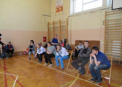 II Turniej Bocci Osób Niepełnosprawnych w Rogoźni 11 - Polska Boccia
