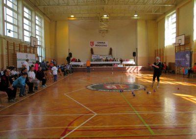 II Turniej Bocci Osób Niepełnosprawnych w Rogoźni 13 - Polska Boccia
