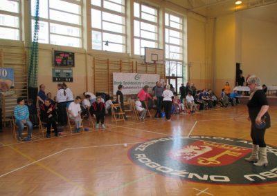 II Turniej Bocci Osób Niepełnosprawnych w Rogoźni 14 - Polska Boccia