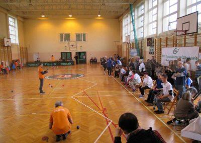 II Turniej Bocci Osób Niepełnosprawnych w Rogoźni 15 - Polska Boccia