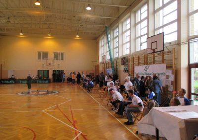 II Turniej Bocci Osób Niepełnosprawnych w Rogoźni 16 - Polska Boccia