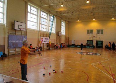 II Turniej Bocci Osób Niepełnosprawnych w Rogoźni 17 - Polska Boccia