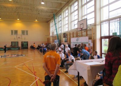 II Turniej Bocci Osób Niepełnosprawnych w Rogoźni 18 - Polska Boccia