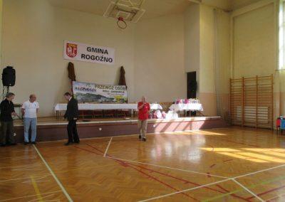 II Turniej Bocci Osób Niepełnosprawnych w Rogoźni 3 - Polska Boccia