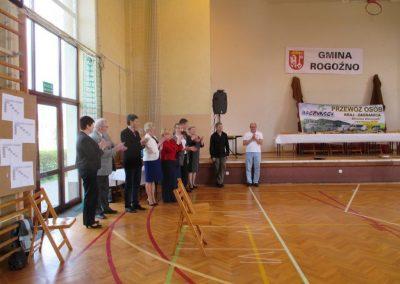 II Turniej Bocci Osób Niepełnosprawnych w Rogoźni 4 - Polska Boccia