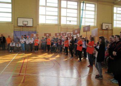 II Turniej Bocci Osób Niepełnosprawnych w Rogoźni 5 - Polska Boccia