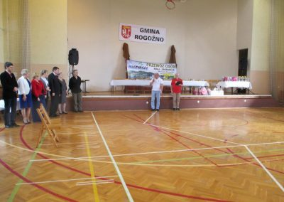 II Turniej Bocci Osób Niepełnosprawnych w Rogoźni 1 - Polska Boccia