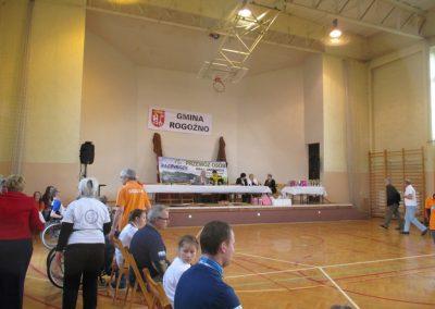 II Turniej Bocci Osób Niepełnosprawnych w Rogoźni 6 - Polska Boccia