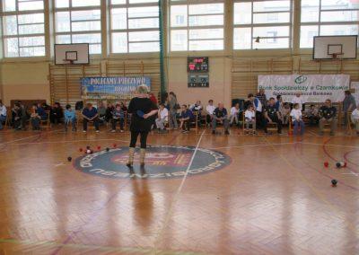 II Turniej Bocci Osób Niepełnosprawnych w Rogoźni 7 - Polska Boccia