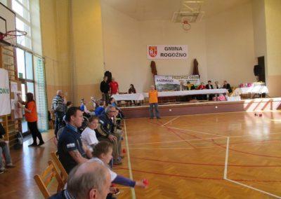 II Turniej Bocci Osób Niepełnosprawnych w Rogoźni 10 - Polska Boccia