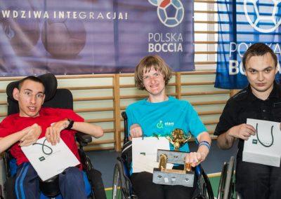 Wyniki Turnieju Eliminacyjnego w Zamościu 2015 26 - Polska Boccia