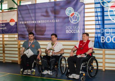 Wyniki Turnieju Eliminacyjnego w Zamościu 2015 40 - Polska Boccia