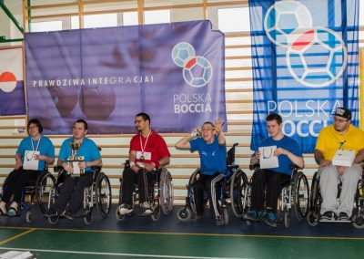 Wyniki Turnieju Eliminacyjnego w Zamościu 2015 42 - Polska Boccia