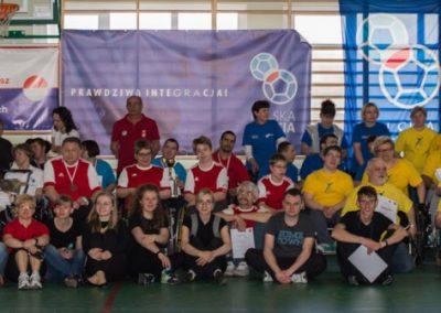 Wyniki Turnieju Eliminacyjnego w Zamościu 2015 43 - Polska Boccia
