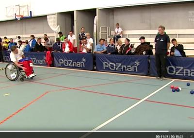 O Bocci w TVP 1 i TV SPORT 3 - Polska Boccia