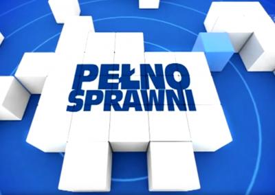 O Bocci w TVP 1 i TV SPORT 1 - Polska Boccia