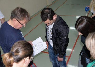 May 4th - workshop according to schedule 7 - Polska Boccia