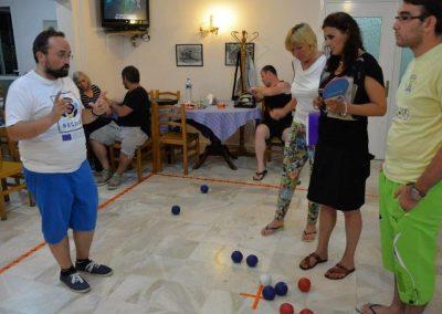 """""""Boccia - Erasmus+Sport"""" workshop in Kilkis, Greece, 28th-29th of June 2 - Polska Boccia"""