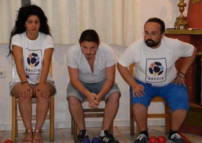 """""""Boccia - Erasmus+Sport"""" workshop in Kilkis, Greece, 28th-29th of June 12 - Polska Boccia"""