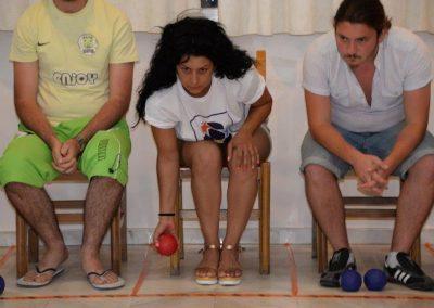 """""""Boccia - Erasmus+Sport"""" workshop in Kilkis, Greece, 28th-29th of June 14 - Polska Boccia"""