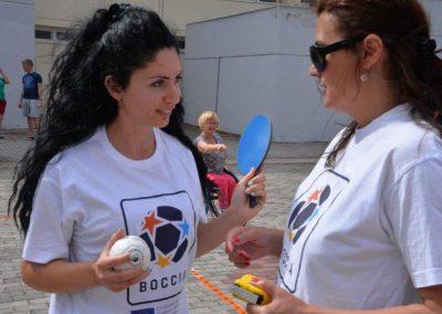 """""""Boccia - Erasmus+Sport"""" workshop in Kilkis, Greece, 28th-29th of June 16 - Polska Boccia"""