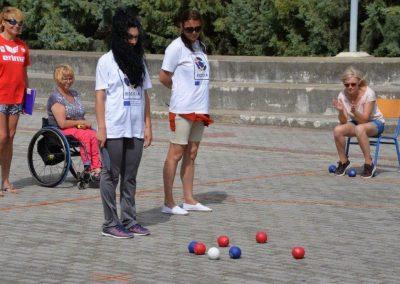 """""""Boccia - Erasmus+Sport"""" workshop in Kilkis, Greece, 28th-29th of June 24 - Polska Boccia"""