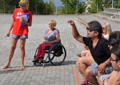 """""""Boccia - Erasmus+Sport"""" workshop in Kilkis, Greece, 28th-29th of June 25 - Polska Boccia"""