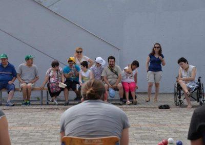 """""""Boccia - Erasmus+Sport"""" workshop in Kilkis, Greece, 28th-29th of June 28 - Polska Boccia"""