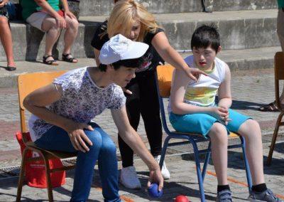 """""""Boccia - Erasmus+Sport"""" workshop in Kilkis, Greece, 28th-29th of June 30 - Polska Boccia"""