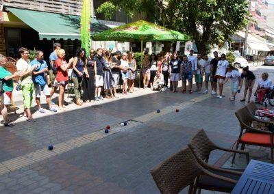 """""""Boccia - Erasmus+Sport"""" workshop in Kilkis, Greece, 28th-29th of June 35 - Polska Boccia"""