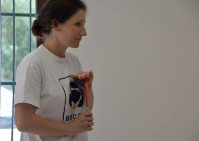 The next day of workshop in Greece 13 - Polska Boccia