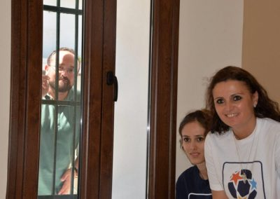 The next day of workshop in Greece 9 - Polska Boccia