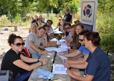 """BOCCIA - Erasmus+Sport"" Bulgaria - in the nature 2 - Polska Boccia"