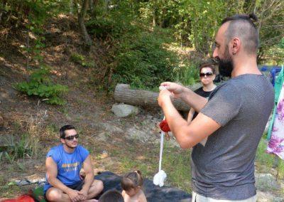 """BOCCIA - Erasmus+Sport"" Bulgaria - in the nature 4 - Polska Boccia"