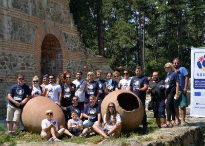 """BOCCIA - Erasmus+Sport"" Bulgaria - in the nature 1 - Polska Boccia"