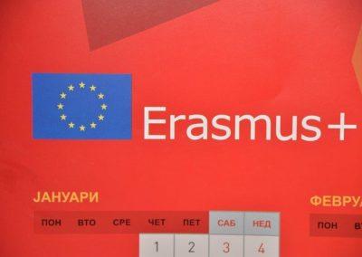 """Boccia - Erasmus+Sport"" in Vinica, Sztip and Burgala 3 - Polska Boccia"