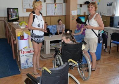 """Boccia - Erasmus+Sport"" in Vinica, Sztip and Burgala 6 - Polska Boccia"