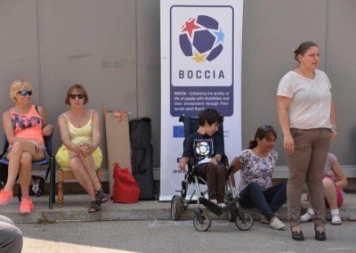 """""""Boccia - Erasmus+Sport"""" workshop in Delcevo 4 - Polska Boccia"""