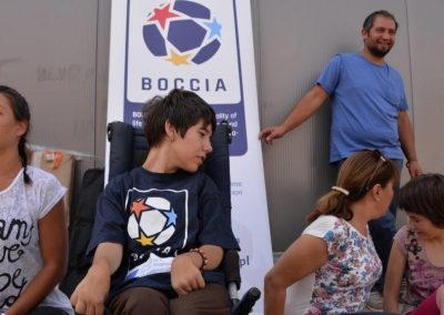 """""""Boccia - Erasmus+Sport"""" workshop in Delcevo 7 - Polska Boccia"""