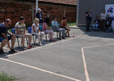 """""""Boccia - Erasmus+Sport"""" workshop in Delcevo 8 - Polska Boccia"""