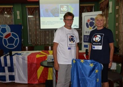 Next workshop accomplished. 11 - Polska Boccia