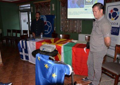 Next workshop accomplished. 3 - Polska Boccia