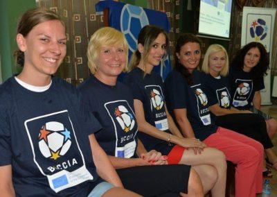Next workshop accomplished. 4 - Polska Boccia