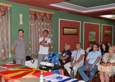 Next workshop accomplished. 7 - Polska Boccia