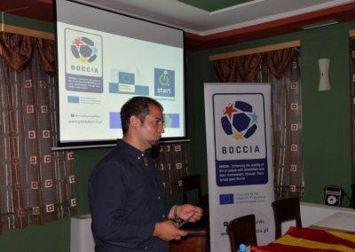 Next workshop accomplished. 10 - Polska Boccia