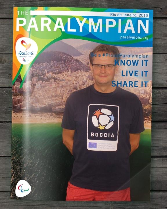 Our envoy at Paralympic Games RIO'2016 3 - Polska Boccia