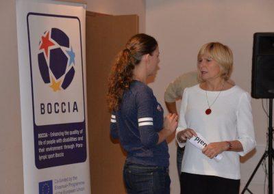 Last meeting in Poznań & Dymaczewo 150 - Polska Boccia