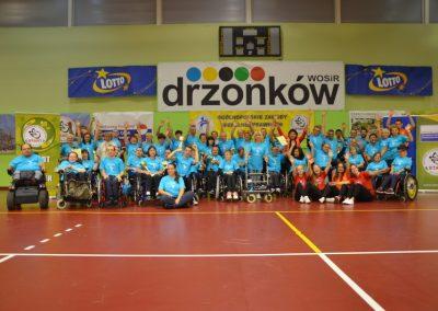 Ogólnopolskie Zawody Niepełnosprawnych w Bocci w Zielonej Górze 2 - Polska Boccia