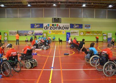 Ogólnopolskie Zawody Niepełnosprawnych w Bocci w Zielonej Górze 4 - Polska Boccia