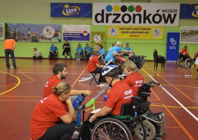 Ogólnopolskie Zawody Niepełnosprawnych w Bocci w Zielonej Górze 5 - Polska Boccia